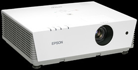 Epson EMP-6110 Demo: dust proof 3LCD 3500 Lumens Demo Unit - NEW LAMP