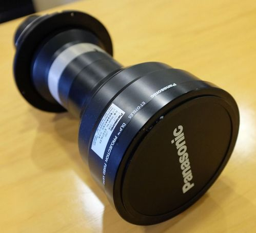Panasonic ET-D75LE5 Ultra Wide Zoom Lens 0.7:1 + CASE